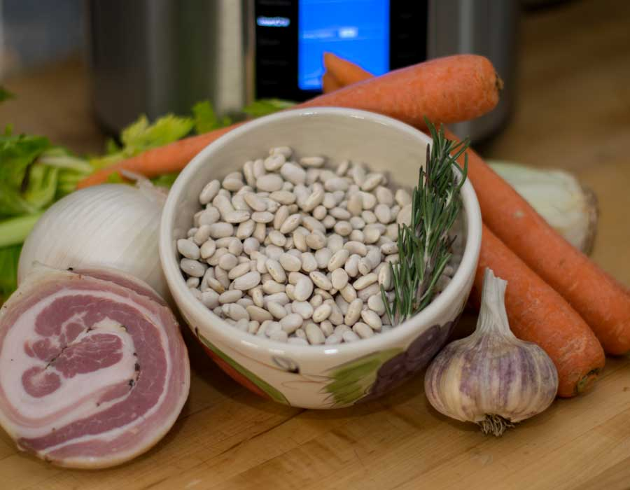White Bean Ragout Ingredients