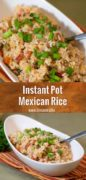 Instant Pot Mexican Rice Pinterest