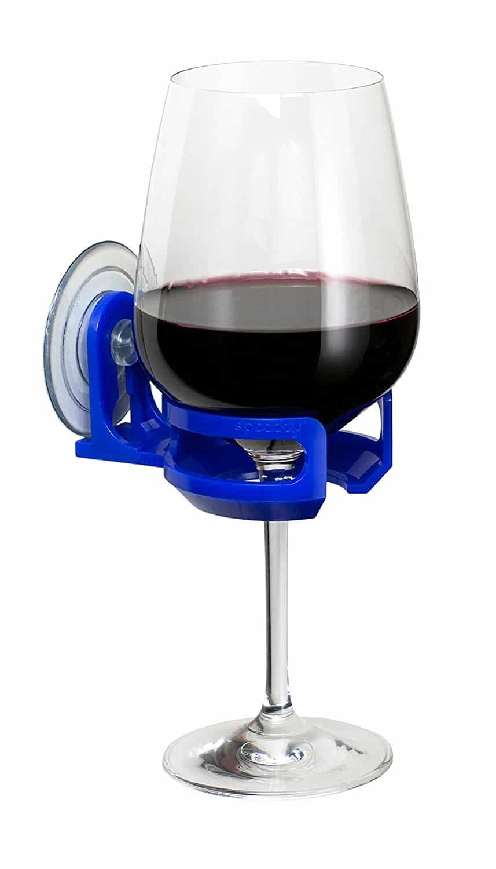 SipCaddy Wine Glass holder