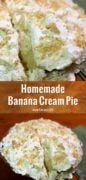 Banana Cream Pie Pinterest