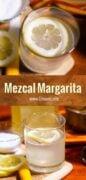 Mezcal Margarita Pinterest