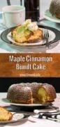 Maple Cinnamon Bundt Cake Pinterest