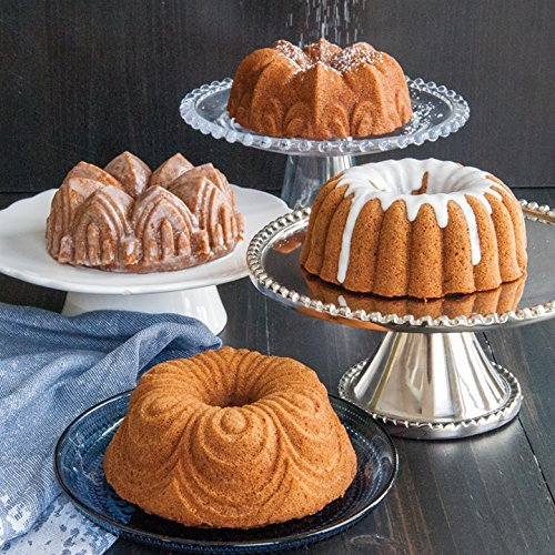 Nordicware 9 Cup Bundt Quartet Pan 0 2