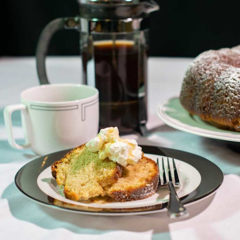 Maple Cinnamon Bundt Cake Featured