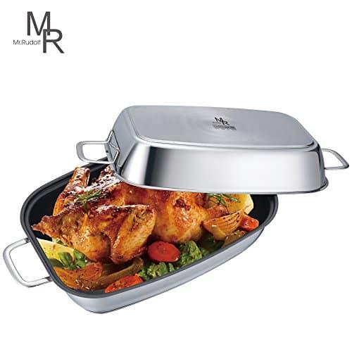 Mr Rudolf Chefs Classic Roasting Pan 0 0