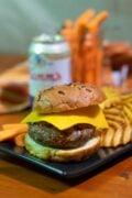 Blended Burger Pinterest Solo
