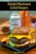 Blended Burger Pinterst Single