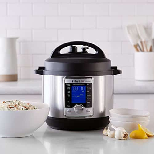 Instant Pot Ultra Multi Use Programmable Pressure Cooker 0 0