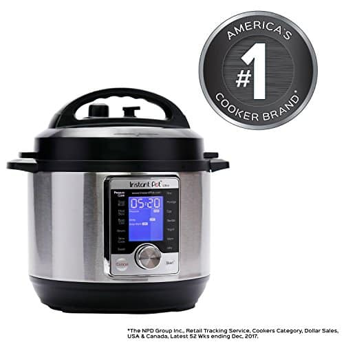 Instant Pot Ultra Multi Use Programmable Pressure Cooker 0 1