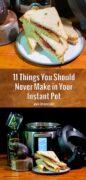 Instant Pot Not Make Pinterest