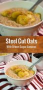 Steel Cut Oats Pinterest