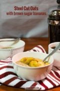 Steel Cut Oats Pinterest Solo