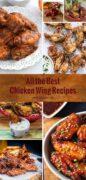 Chicken Wing Roundup Pinterest 1