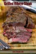 Grilled Ribeye Steak Pinterest