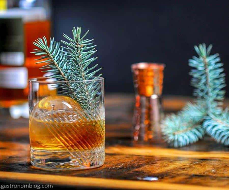Pine Old Fashioned 5
