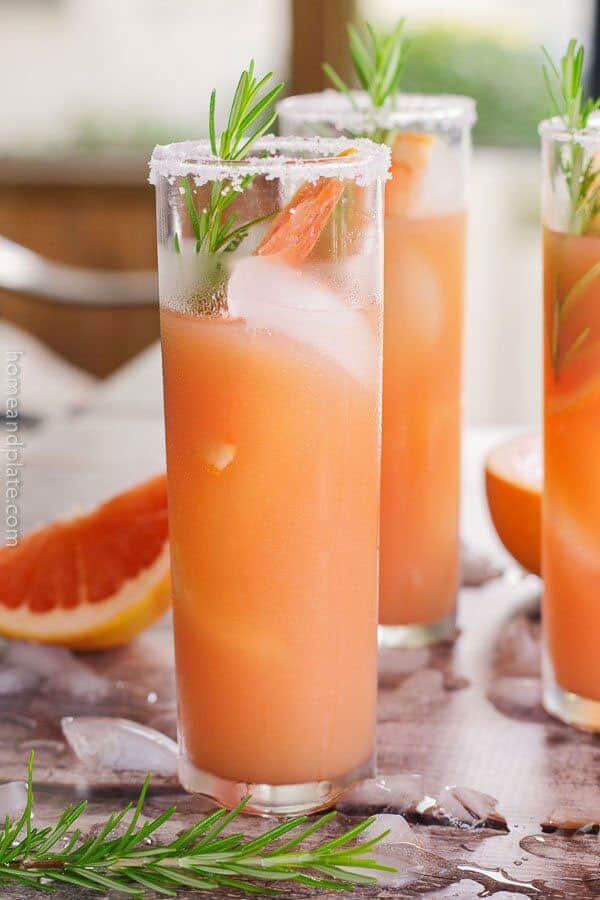 Grapefruit Salty Dog 6