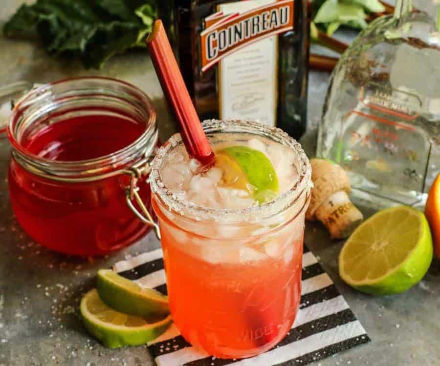 Rhubarb Margaritas AFarmgirlsDabbles AFD 5