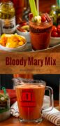 Bloody Mary Mix Pinterest