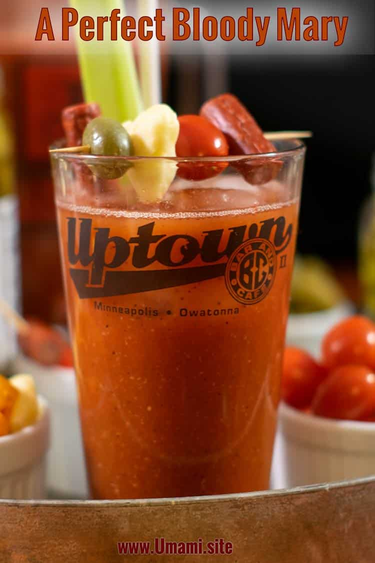 Bloody Mary Pinterest Single