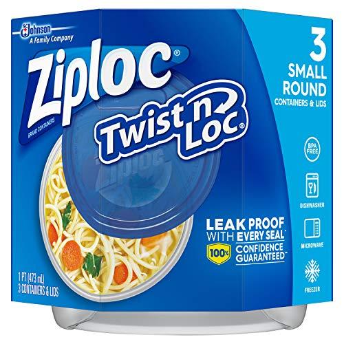 Ziploc Twist N Loc Containe 0