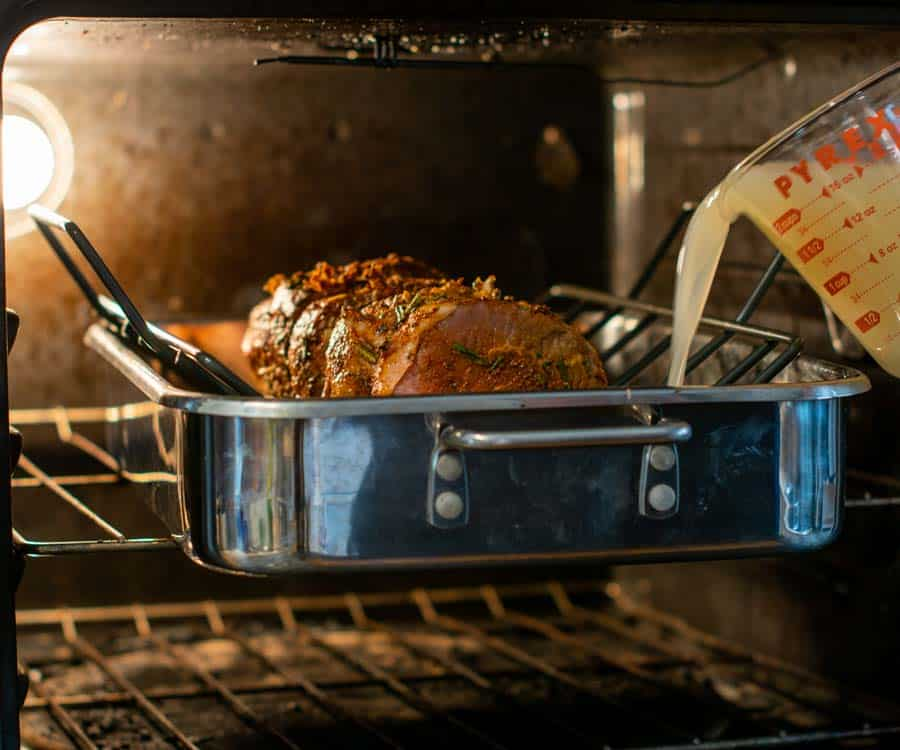 Roast In Oven