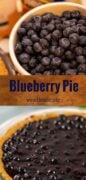 Recipe for Blueberry Pie