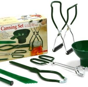 Norpro Canning Essentials Boxed Set 6 Piece Set 0