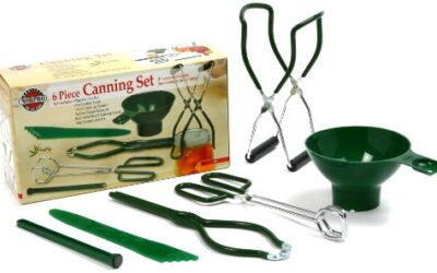 Norpro Essential Canning Tools, 6 Piece Set
