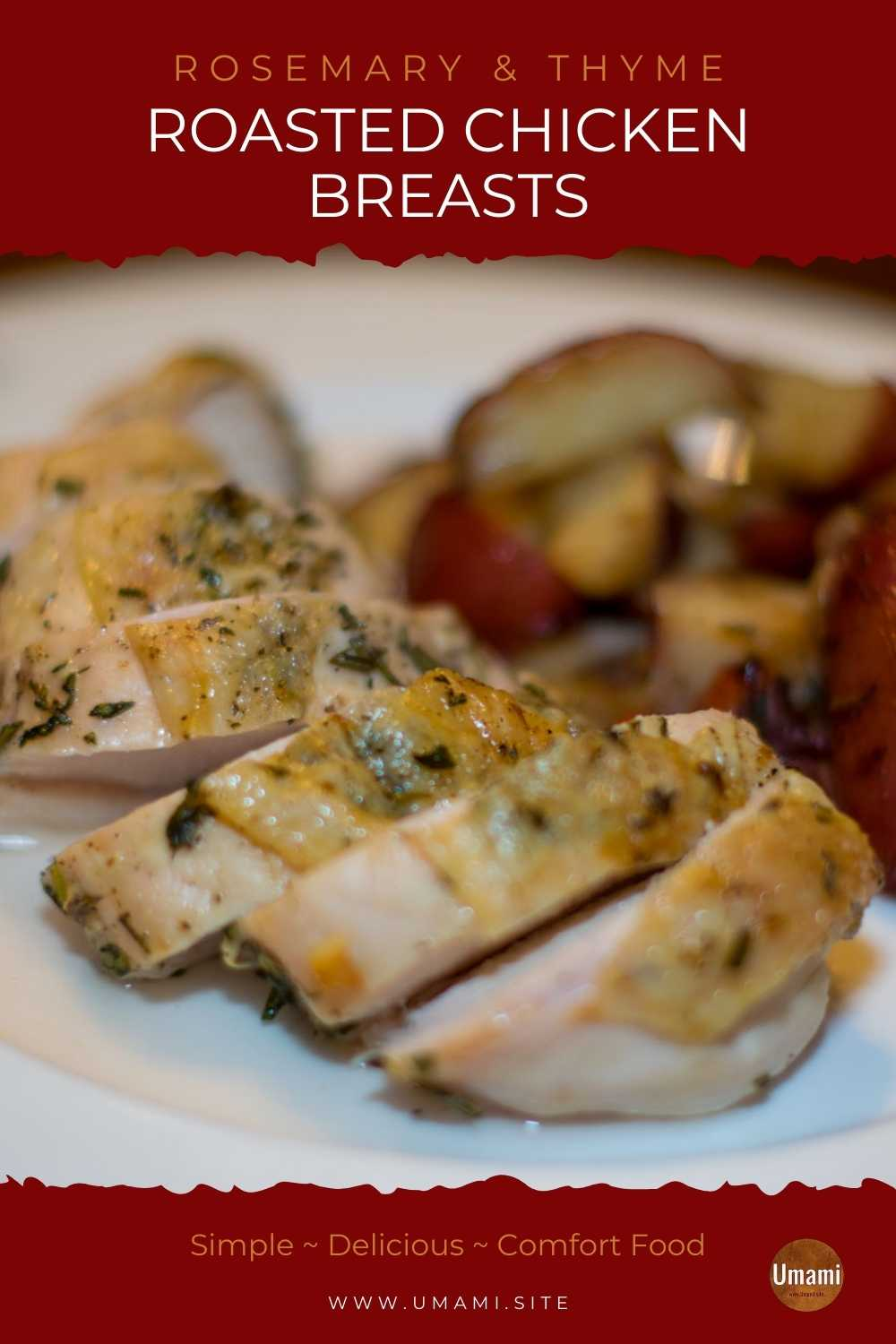 Roasted Chicken Breasts