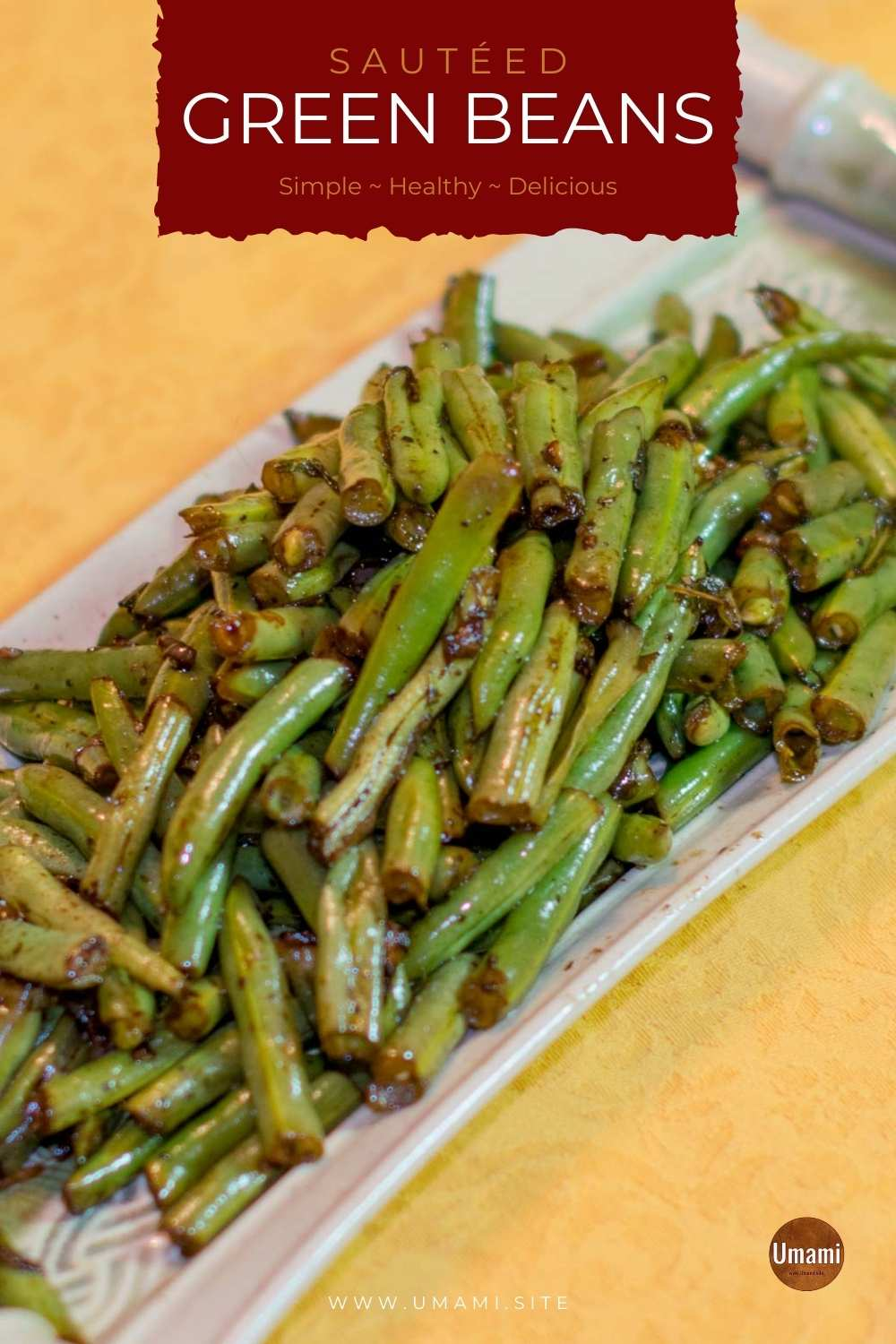 Sauteed Grean Beans