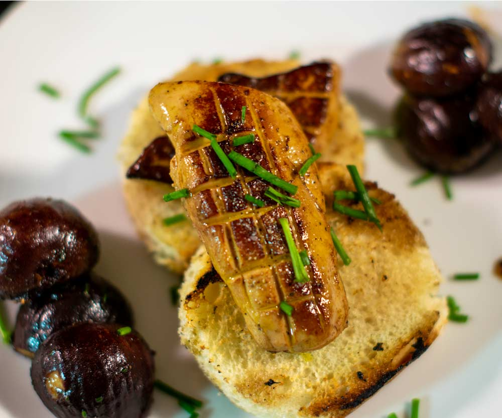 Foie Gras Close Up