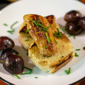 Pan Seared Foie Gras Recipe