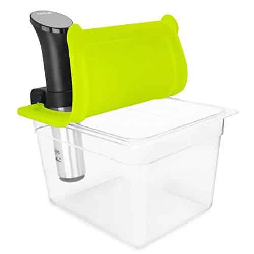 EVERIE Universal Sous Vide Container With Lid 0