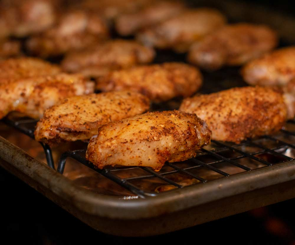 Chicken Wings In Oven