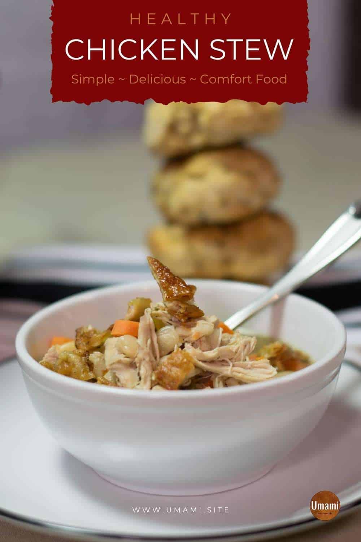 Healthy Chicken Stew Recipe Pinterest