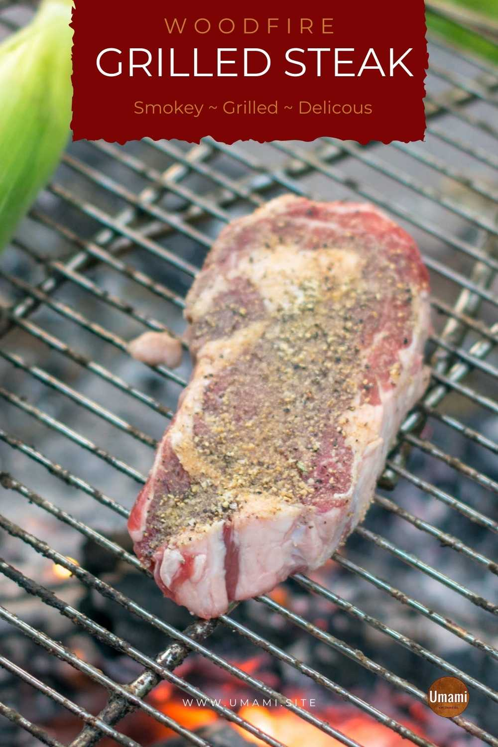 Woodfire Grilled Steak