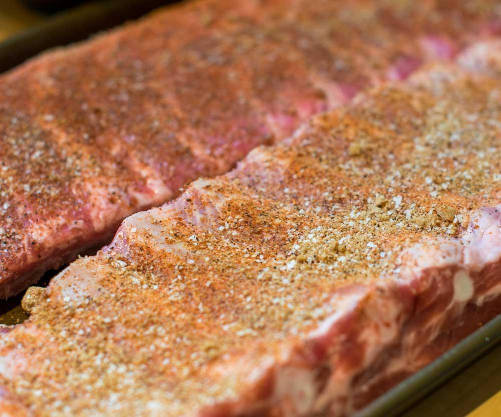 Seasoned Pork Ribs